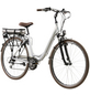 "TRETWERK E-Bike »Cloud 2.0«, Silberfarben 28 "", 7-gang, 13ah-Thumbnail"