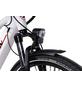 "CHRISSON E-Bike »E-ROUNDER«, 28"", 9-Gang, 11 Ah, Diamant-Thumbnail"