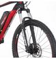 """FISCHER FAHRRAEDER E-Bike »EM«, Schwarz 27,5 """", 24-gang, 8.8ah-Thumbnail"""