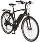 "PROPHETE E-Bike »Entdecker e9.6«, Dunkelbraun 28 "", 24-gang, 10.4ah-Thumbnail"