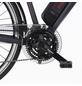 "FISCHER FAHRRAEDER E-Bike »ETD 1806«, 28"", 24-Gang, 8.8 Ah, Trapez-Thumbnail"
