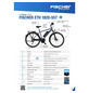 "FISCHER FAHRRAEDER E-Bike »ETH 1806«, 28"", 24-Gang, 11.6 Ah-Thumbnail"