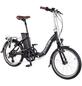 """bike2care E-Bike »F2-Pro/Premium«, 20"""", 7-Gang, 19.2 Ah-Thumbnail"""