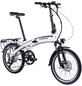 "CHRISSON E-Bike Klapprad, 20 "", 9-Gang, 8.7 Ah-Thumbnail"