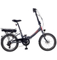 "TELEFUNKEN E-Bike »Kompakt F800«, Anthrazit 20 "", 7-gang, 10.4ah-Thumbnail"