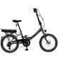 """TELEFUNKEN E-Bike »Kompakt F810«, 20 """", 7-Gang, 9 Ah-Thumbnail"""