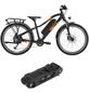 "REX E-Bike Mountainbike, 24 "", 7-Gang, 10.4 Ah-Thumbnail"