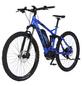 "FISCHER FAHRRAEDER E-Bike Mountainbike »EM 1862.1«, 27,5"", 10-Gang, 11.6 Ah, Diamant-Thumbnail"