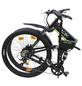 "LLOBE E-Bike Mountainbike »FML-830«, 27,5"", 9-Gang, 10.4 Ah-Thumbnail"