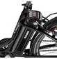 """TELEFUNKEN E-Bike »RC735 Multitalent«, Anthrazit 28 """", 7-gang, 10.4ah-Thumbnail"""