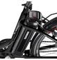 """TELEFUNKEN E-Bike »RC755 Multitalent«, Anthrazit 28 """", 7-gang, 10.4ah-Thumbnail"""