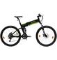 """LLOBE E-Bike Schwarz 26 """", 9-gang, 10.4ah-Thumbnail"""