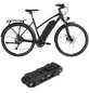 "PROPHETE E-Bike Trekking Mattschwarz 28 "", 10-gang,-Thumbnail"