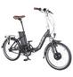 "bike2care E-Faltrad »F2-Nexus-7«, 20 "", 7-Gang, 19.2 Ah-Thumbnail"