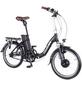 "bike2care E-Faltrad »F2-Nexus-7/Premium«, 20 "", 7-Gang, 19.2 Ah-Thumbnail"