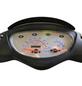 E-Roller »City-Star, 20 km/h«, 20 km/h (max.), schwarz - silberfarben-Thumbnail