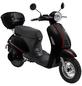 LuXXon E-Scooter »E3000«, max. 45 km/h, Reichweite: 55 km, schwarz-Thumbnail