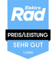 "FISCHER FAHRRAEDER E-Trekkingbike »VIATOR 6.0i Damen«, 28"", 10-Gang, 14 Ah-Thumbnail"
