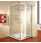 SCHULTE Eckdusche »Kristall/Trend«, BxTxH: 90x90x185 cm-Thumbnail