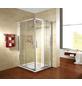 SCHULTE Eckeinstieg »Kristall Trend«, BxTxH: 90 x 90 x 185 cm-Thumbnail