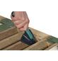 WOLFCRAFT Eckenschleifer Kunststoff 95 mm-Thumbnail