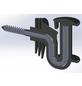 AKO Weidezaun Eckisolator, für Weidezaun, Kunststoff / Metall-Thumbnail