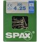 SPAX Edelstahlschraube, 4 mm, Edelstahl rostfrei, 200 Stk., TRX A2 4x25 L-Thumbnail