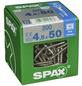 SPAX Edelstahlschraube, T-STAR plus, 200 Stk., 4,5 x 50 mm-Thumbnail