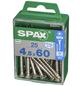 SPAX Edelstahlschraube, T-STAR plus, 25 Stk., 4,5 x 60 mm-Thumbnail