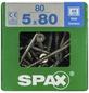 SPAX Edelstahlschraube, T-STAR plus, 80 Stk., 5 x 80 mm-Thumbnail