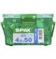 SPAX Edelstahlschraube, T-STAR plus, T20, Edelstahl, 230 Stück, 4.5 x 50 mm-Thumbnail