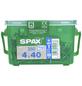 SPAX Edelstahlschraube, T-STAR plus, T20, Edelstahl, 350 Stück, 4 x 40 mm-Thumbnail