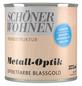 SCHÖNER WOHNEN FARBE Effektfarbe »Trendstruktur«, in Metall-Optik, blassgold, 0,375 l-Thumbnail