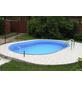 Einbau-Pool , oval, BxLxH: 350 x 700 x 120 cm-Thumbnail