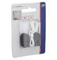 REV Einbau-Zugschalter, BxHxL: 2,7 x 1,2 x 28,5cm, weiß/schwarz-Thumbnail