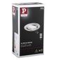 PAULMANN Einbauleuchte »Coin«, dimmbar, Aluminium/Zink-Thumbnail