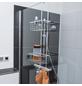 CORNAT Einhängekorb »für Duschwand«, BxH: 21 x 69,5 cm, Edelstahl-Thumbnail