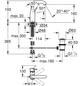 GROHE Einhand-Waschtischbatterie »Essence«, chromfarben-Thumbnail