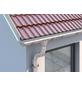 SAREI Einhangstutzen, halbrund, Nennweite: 100 mm, Aluminium-Thumbnail