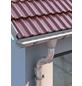 SAREI Einhangstutzen, halbrund, Nennweite: 125 mm, Aluminium-Thumbnail