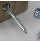 CONNEX Einschraubmutter, M8, Silber, Stahl-Thumbnail