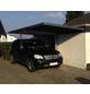 XIMAX Einzelcarport »Neo«, Außenmaß BxT: 276 x 495 cm, edelstahlfarben-Thumbnail