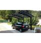 XIMAX Einzelcarport »Portoforte«, Außenmaß BxT: 270,4 x 495,4 cm, braun-Thumbnail