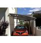XIMAX Einzelcarport »Portoforte«, Außenmaß BxT: 270,4 x 495,4 cm, edelstahlfarben-Thumbnail