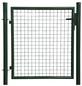 FLORAWORLD Einzeltor »Carat«, BxH: 112 x 150 cm, Stahl, grün-Thumbnail