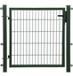 FLORAWORLD Einzeltor »comfort«, BxH: 121 x 190 cm, Stahl, grün-Thumbnail