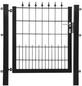 FLORAWORLD Einzeltor »Premium«, Stahl, anthrazit-Thumbnail