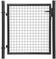 FLORAWORLD Einzeltor »Standard«, BxH: 112 x 130 cm, Stahl, anthrazit-Thumbnail