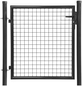 FLORAWORLD Einzeltor »Standard«, BxH: 112 x 200 cm, Stahl, anthrazit-Thumbnail