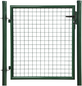 FLORAWORLD Einzeltor »Standard«, BxH: 112 x 200 cm, Stahl, grün-Thumbnail